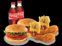FotodeDoble Tip Burger Recargada